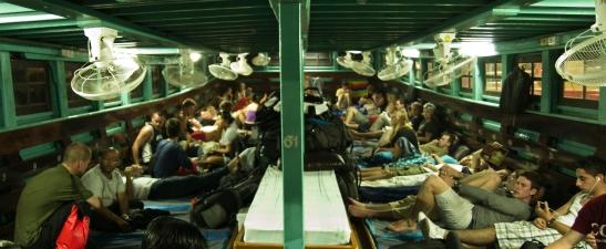 night slowboat