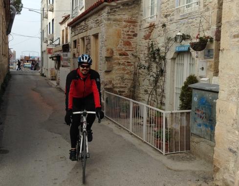 foça bisiklet turu