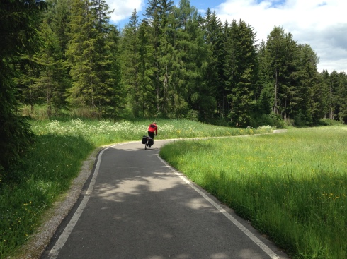 Drau Bisiklet Rotası