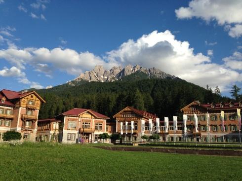Hostel,Toblach/Dobbiaco