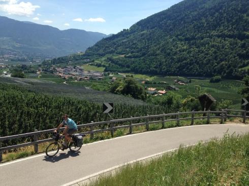 Adige Bisiklet yolu
