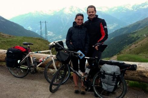 jaufenpass/passo di giovo 2100 metre