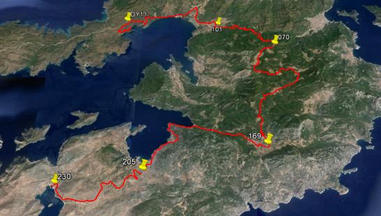 bozburun-bayır-inbükü-rota-harita