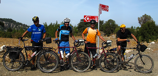 surly bikes in turkey