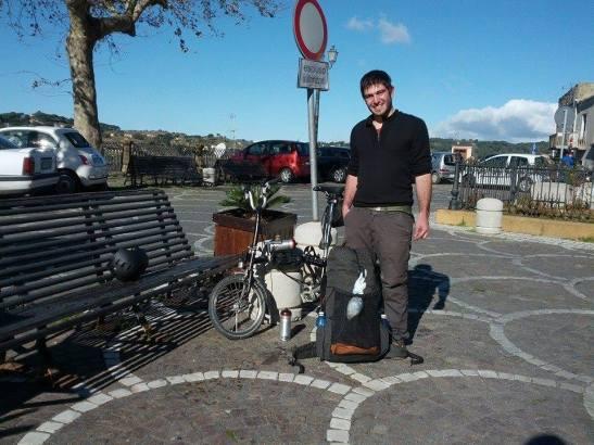 cyril french cyclist