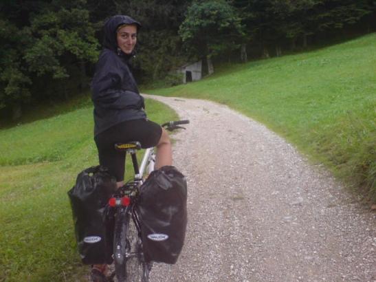 vaude bisiklet çantası
