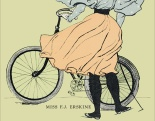 süslü kadınlar bisiklet turu bisikletli kadın