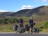bisiklet iskoçya highlands by bile scotland
