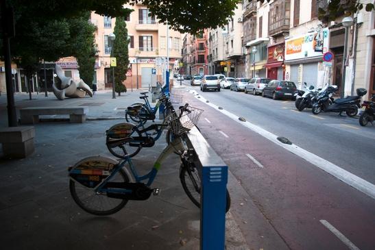 bicipalma bikesharing
